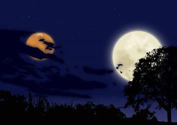 The Moons of Enderra