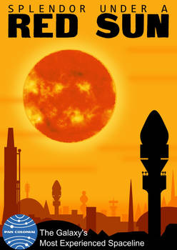 Splendor Under A Red Sun