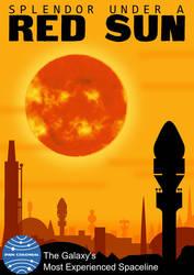 Splendor Under A Red Sun by nilsjeppe