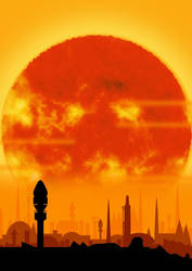 Red Sun (Variation)