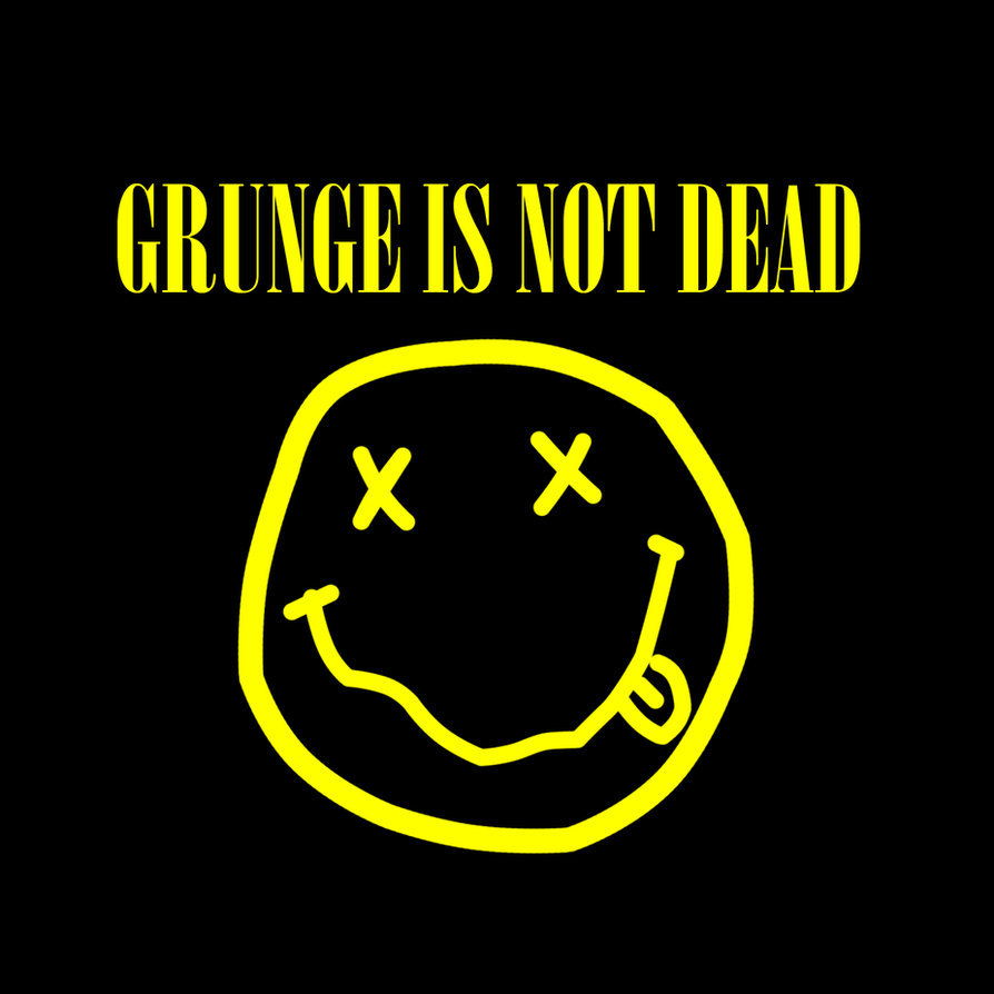 Grunge is not dead by touchlive on DeviantArt