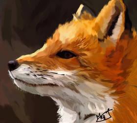 Foxy by werewolfluva