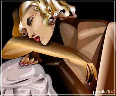 La Dormeuse by pinkfluff