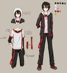 RA : Hino's P.E. uniform