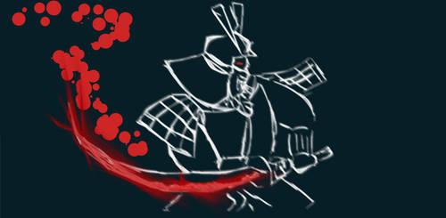 Samurai by Pizza-Guy