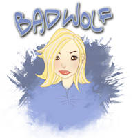 The Bad Wolf by heavenplushell