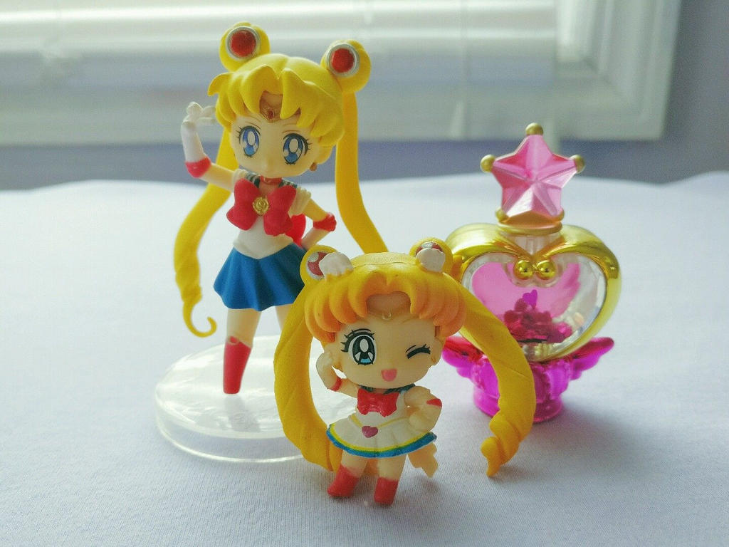 For sale sailor moon cute 20th anniversary items by for Cute stuff for sale