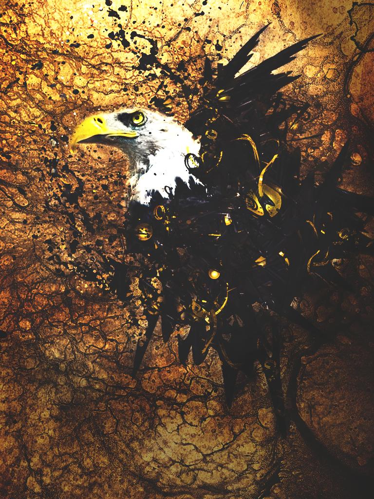 Desert Eagle by rafalord