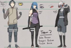 Team 2 by KazuoHogo