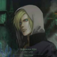 Banana Fish: Ash Lynx by KazuoHogo