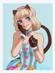 |YCH Neko girl's|Maiya