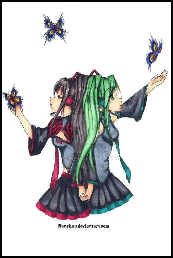 . Vocaloids . by Ranshou