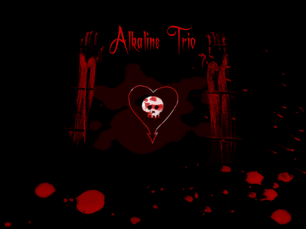 Alkaline Trio Wallpaper 2 by Andrew-89