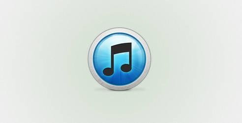 Itunes 10 Replacement Icon - Free PSD by borislav-dakov
