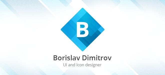 New Logo/Branding (concept) by borislav-dakov