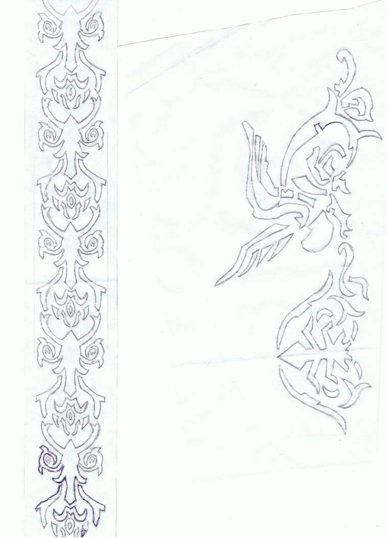 Ezio Pattern by Tatheya