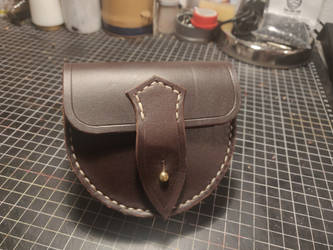 Belt pouch for outdoor use #1