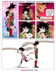 14 Dragon Ball Reboot Comic ESPANOL by GineReboot