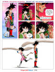 14 Dragon Ball Reboot Comic ENGLISH