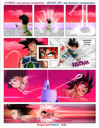 15 Dragon Ball Reboot Comic ESPANOL by GineReboot