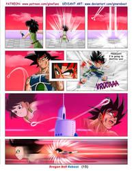 15 Dragon Ball Reboot Comic ENGLISH by GineReboot