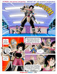 18 Dragon Ball Reboot Comic ESPANOL