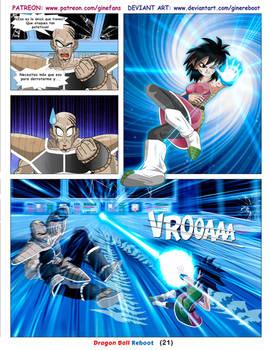 21- Dragon Ball Reboot Comic ESPANOL