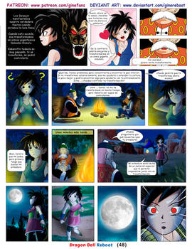 48 - Dragon Ball Reboot Comic 2 ESPANOL