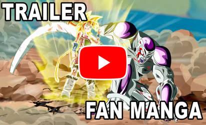 Trailer Fan Manga -Dragon Ball Reboot-