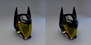 Batman Space Helmet