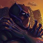 Black Panther | Sunset