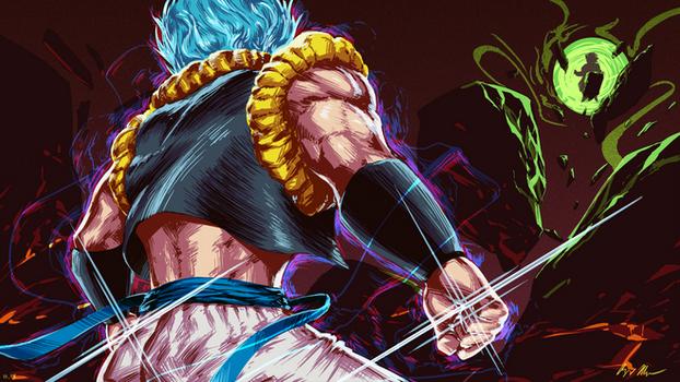 GOGETA|Dragon Ball Super: Broly