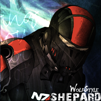 Shepard Avatar by SirLeonel