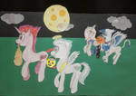 Nightmare Night Contest Entry ^^ by PonyXing
