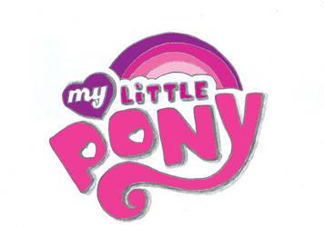Logo My Little Pony by Pau051
