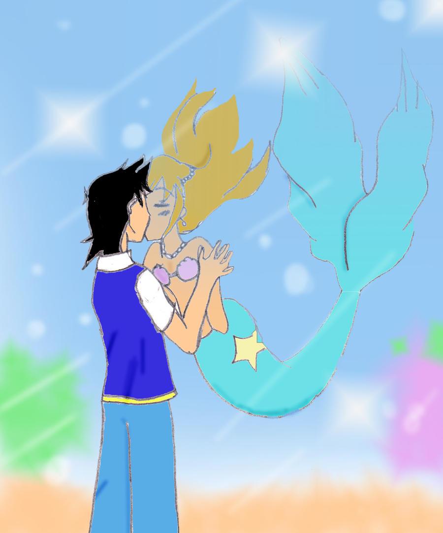 Magical Mermaid Misty Kiss :3 by RobinKyoPrincess on ...  Magical Mermaid...