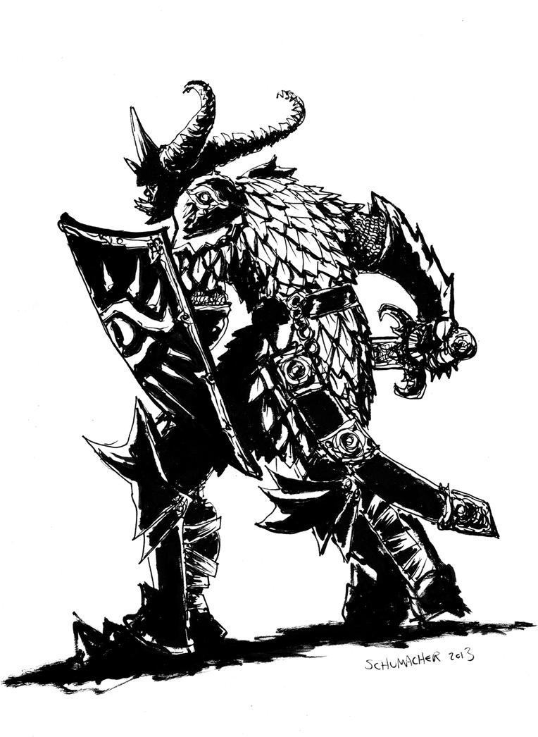 2013-12-MordorCaptain by ToddSchumacher