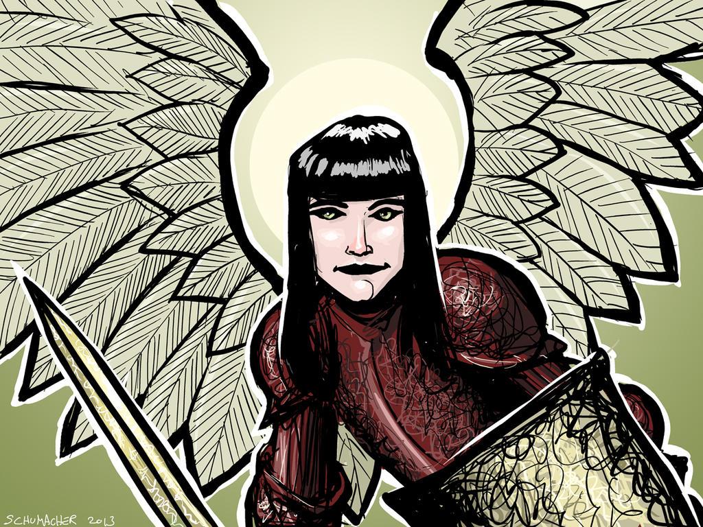 2013-12-Angel by ToddSchumacher