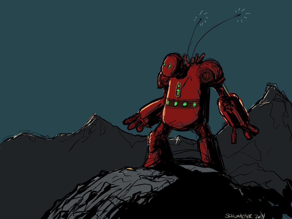2014-11-Robot by ToddSchumacher