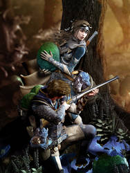 Egg Hunt: Saving the Lost Race by NightsongWS
