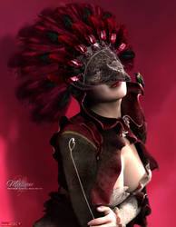 Masque: Cranberry by NightsongWS