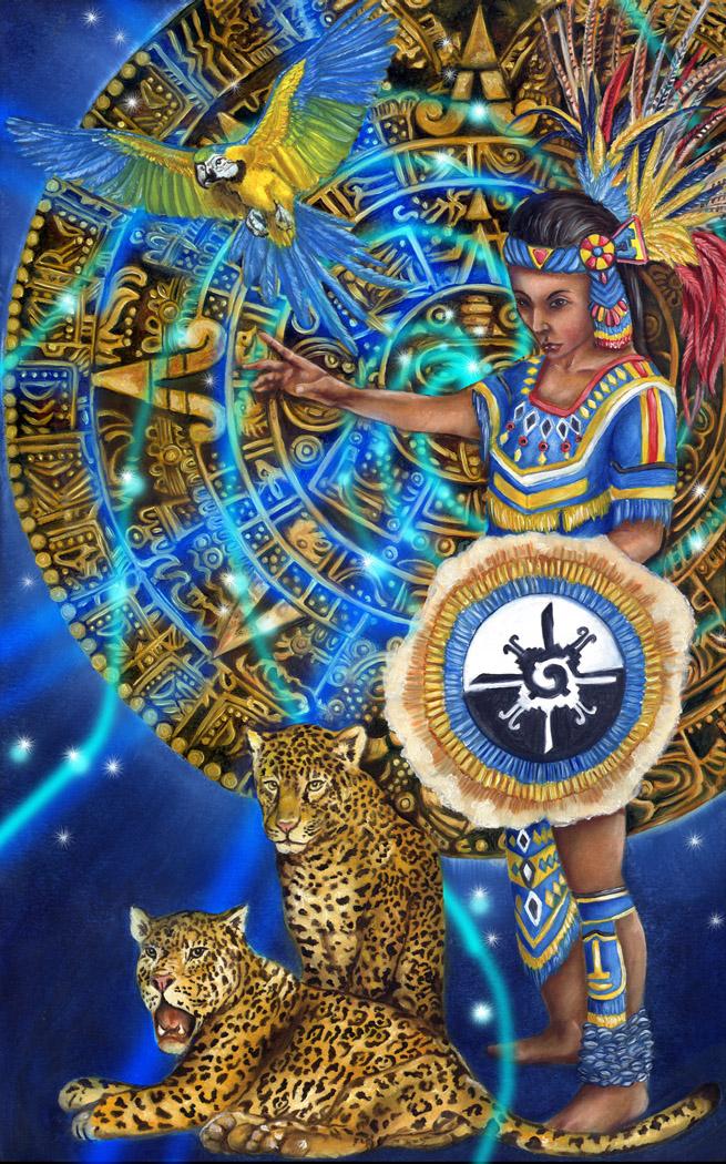 Maya Blue by ladystonehawk