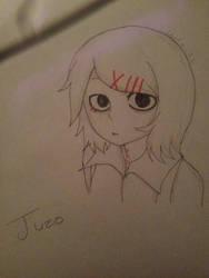 Juzo -Tokyo Ghoul- by starfirewolf1