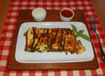 Lasagna at Cookshop