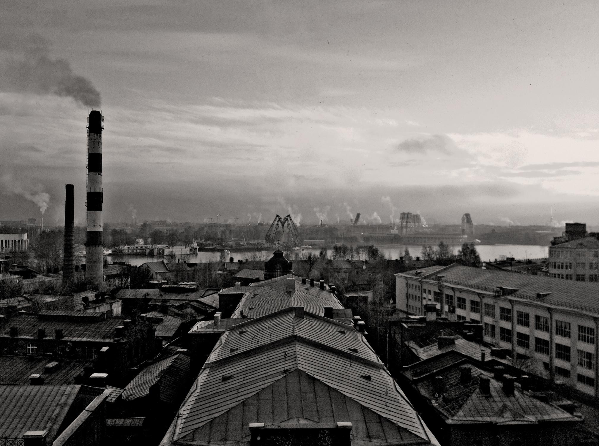 Industrial by r0xyz3r0