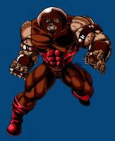 Juggernaut by originalnameless