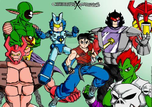 Combatron-X-Malignus