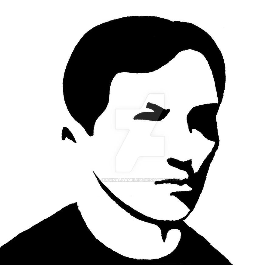 Dr Jose Rizal By Originalnameless On Deviantart