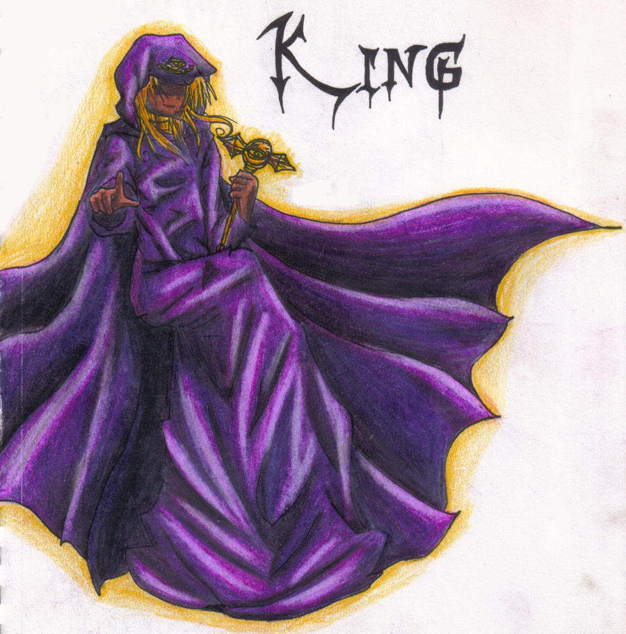 King by MasterGDMFTobi