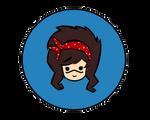 Infinite Crisis Atomic Wonder Woman Icon